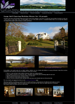 Cuil-na-Sithe: Self Catering by Loch Awe