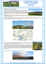 Lapwing Rise Self Catering Banavie by Fort William