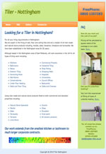 Tiler Nottingham: for all types of tiling work in and around the Nottingham area
