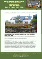 Tobermory Holidays self catering on Isle of Mull Scotland